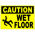Caution Wet Floor Sign 101