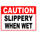 Caution Slippery When Wet 103