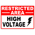 Restricted High Voltage 101