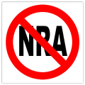 Anti NRA Sticker 101
