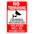NO TRESPASSING 108