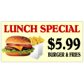 Lunch Special Banner 101