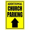 Church Sidewalk Sign 109