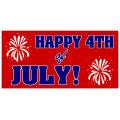 4th of July Banner 110