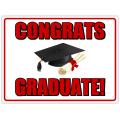 Graduation Sign 102