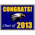 Graduation Sign 106