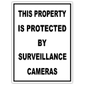 Security sign 111