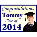Graduation Sign Templates