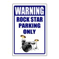 Novelty Parking Sign Templates
