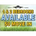 Apartment Sign Templates