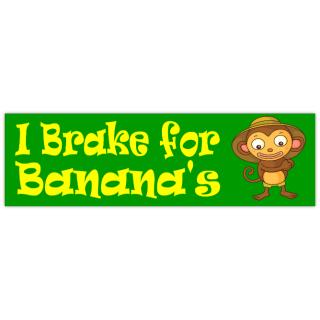 Brake+for+Bananas+Sticker+101