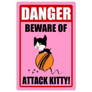 Danger+Attack+Kitty