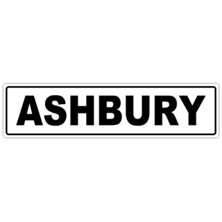 Ashbury+Street+Sign