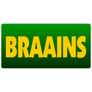 Braains+License+Plate+101