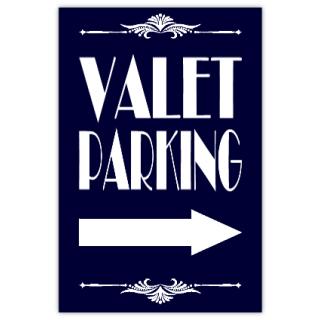 Valet+Parking+Sidewalk+Sign+101