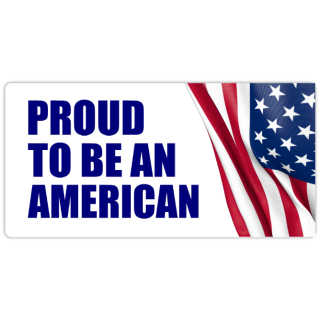 Proud+To+Be+An+American+License+Plate+101