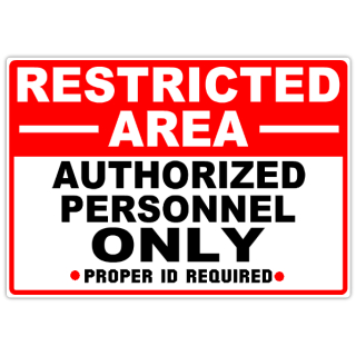 Restricted+Area+Authorized+103