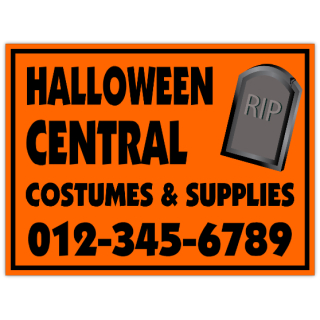 Halloween+Sign+101