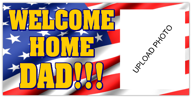 Welcome Home Template from www.signhub.com
