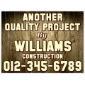 Construction 101
