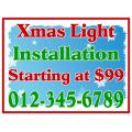 Light Installation 101
