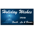 Holiday Wishes Banner