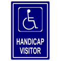 Handicap Visitor
