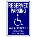Reserved Parking 102