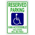 Reserved Parkign 103