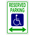 Reserved Parking 106
