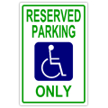 Reserved Parking 107
