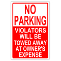 No Parking 102