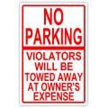 No Parking 108
