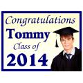 Graduation Sign 101