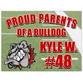 Proud Parent Sign 101