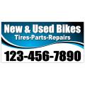 Bike Shop Banner 101