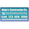 Construction Banner 101