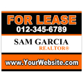 Real Estate Sign 106