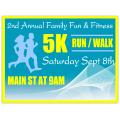 5k Run Walk 103