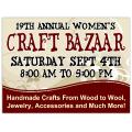 Craft Bazaar Sign 101