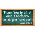 Thank You Teachers Banner 102