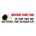 Bomb Squad Sticker 101