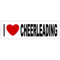 I Heart Cheerleading