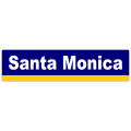 Santa Monica Street Sign