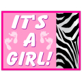 It's a Girl Sign 103