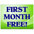 First Month Free Sign 102