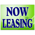 Now Leasing Sign 102
