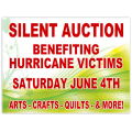 Auction Sign 108