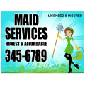 Maid Services 101