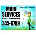 Maid Services Magnet 101